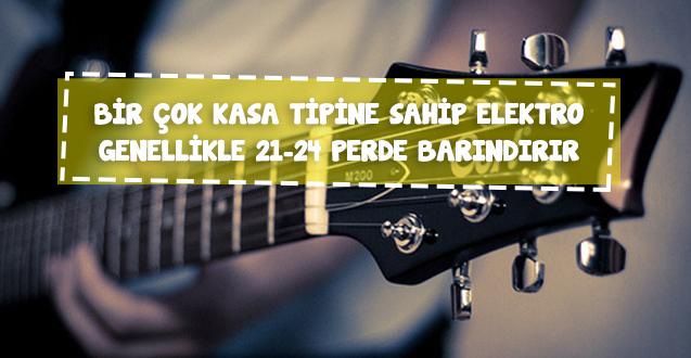 elektro gitar çeşitleri