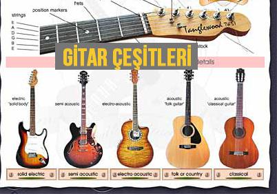 gitar-çeşitleri